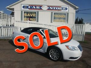 2011 Chrysler 200 Touring!! 3.6 V6!! BLUETOOTH