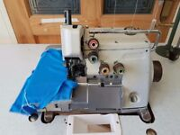 Brother MA4-B551 Industrial 4/5 Thread Overlocker Sewing Machine