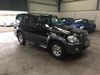 2004 Hyundai terracan cdx 2.9 crtd automatic leather pristine low miles