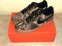 Nike Air Force 1 Realtree UK 9 (SOLD OUT)