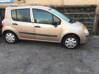 Renault modus 1.2 new mot low miles