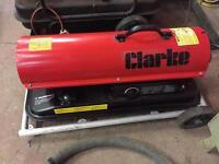 Clarke XR60 space heater