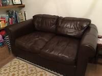2 - 2 seater leather sofas