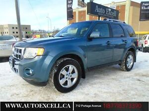2011 Ford Escape Limited ALLOYS SUN ROOF LEATHER 6CYL 3.0L