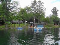 Beautiful Home on Buck Lake with Boathouse