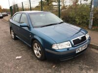 SKODA OCTAVIA 1.8 TURBO ELEGANCE AUTOMATIC 2003 FULL HISTORY CLEAN CAR NEW MOT HPI CLEAR