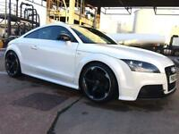 AUDI TT AMPLIFIED BLACK EDITION