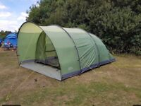 Vango Dunkeld 500 tent with footprint and carpet. Good condition and well looked after.