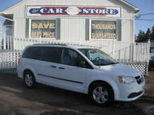 2016 Dodge Grand Caravan STOW N GO WITH BENCH!! BLUETOOTH VOICE
