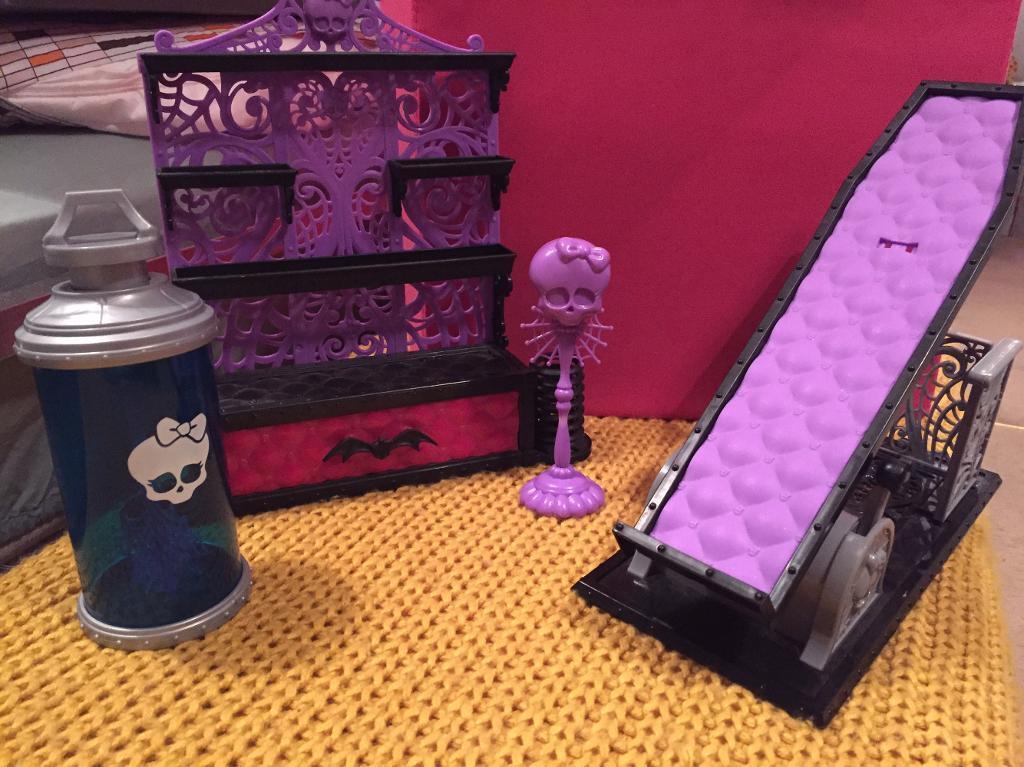 Monster High plsyset