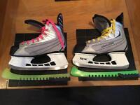 Bauer 22 Ice Skates size 6