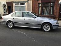 BMW 5 Series E39 523i SE Automatic, Silver