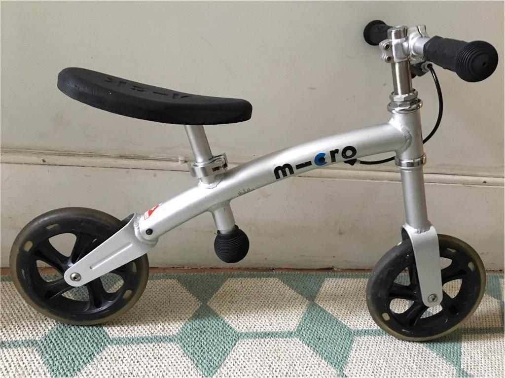 Micro Scooter Balance Bike In Worthing West Sussex Gumtree