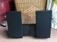 BANG AND OLUFSEN BEOLAB 2500 ACTIVE SPEAKERS IN MINT CONDITION PLEASE CALL 07707119599