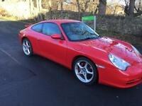 Porsche carrera 911 2004