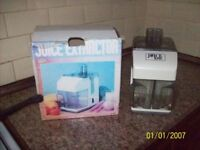 KING JUICE juicer , extractor Vintage 1970;s
