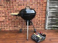 Kettle barbecue BBQ 55cm (used once)