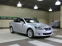 2010 Lexus IS 250 AWD A/C CUIR TOIT MAGS