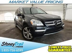 2011 Mercedes-Benz GL350 NAVIGATION! BLIND SPOT MONITORING! HEAT