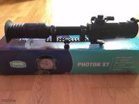 Yukon photon xt night vision