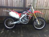 CRF 250//FUEL INJECTION//2010