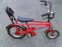 RALEIGH TOMAHAWK CHILDS CHOPPER BICYCLE