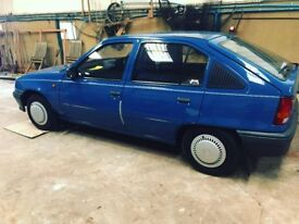 1988 Vauxhall Astra S Merit - A1 CONDITION - 1 Owner from New - 47K MILES!