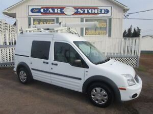 2012 Ford Transit Connect XLT READY TO GO TO WORK! AUTOMATIC AIR