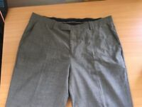 jack reid (bhs) 38R grey smart trousers