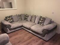 Harvey's corner sofa / armchair / ottoman
