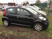 09 Peugeot 107 1.0 urban £30 tax 52,000 miles