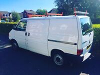 Volkswagen Transporter T4 2.5 TDI, Short Wheel Base