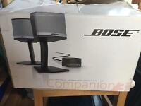 Bose companion 3 series II spearkers