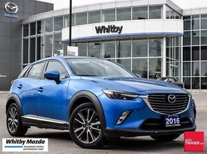 2016 Mazda CX-3 GT | FULLY LOADED | TECH PACKAGE
