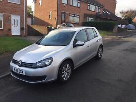 Volkswagen Golf 1.6 TDi Match with Full VW History