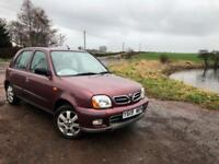 Nissan micra (blown engine)