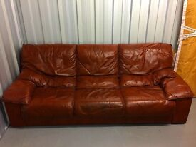 Sofas - Incredibly comfortable! (with removable zip cushions)