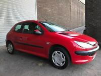 PEUGEOT 206 LOOK WITH JULY 2017 MOT GREATCAR