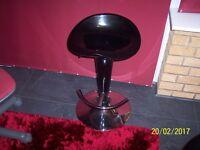Black bar Stools for sale