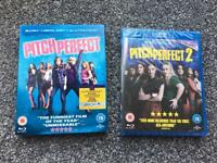 Pitch perfect 1&2