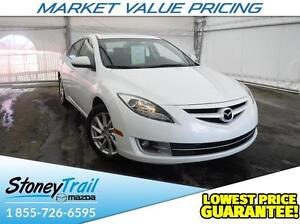 2011 Mazda Mazda6 GS-L - LEATHER! SUNROOF! BLUETOOTH! HEATED SEA