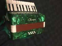 chameleon accordion for sale
