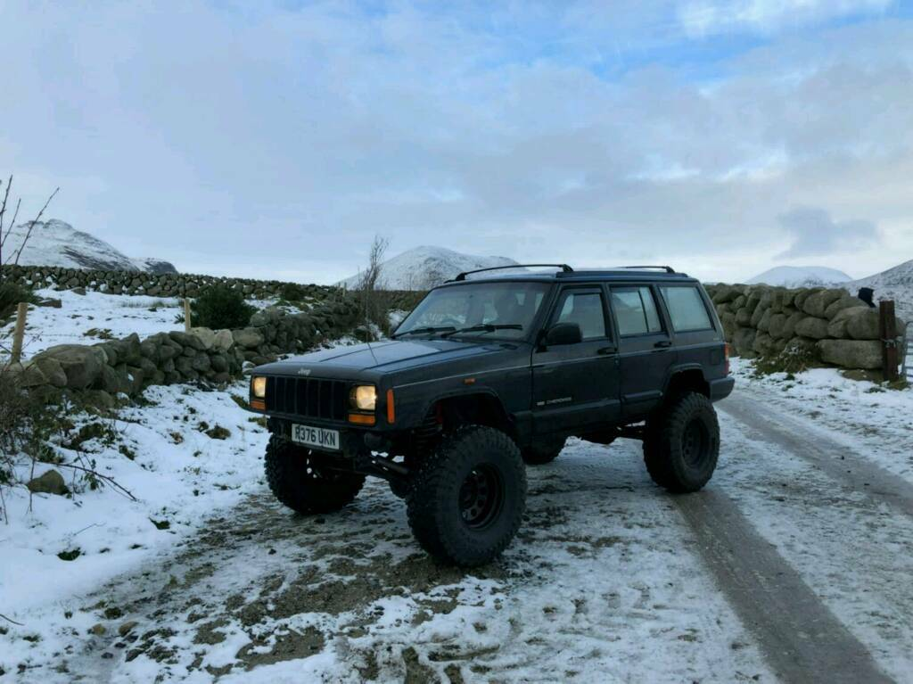 Cherokee Xj For Sale >> Jeep Cherokee XJ 4.0 Lifted | in Craigavon, County Armagh | Gumtree