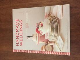 Handmade weddings Hardback Book