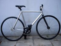 Single Speed/ Fixed Wheel Track Bike Another of My Custom, Pimped Rides !! JUST SERVICED!!!!!!!!!!!!
