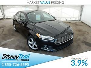 2015 Ford Fusion AWD! FREE WI-FI! 2.0L ECOBOOST!NO ACCIDENT!MUST