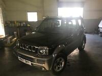 Suzuki Jimny 2007 (jeep 4x4 off-road SUV car grand vitara)