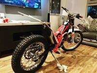 Gas gas trials bike