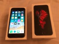 iPhone 6s 16gb unlocked. Good condition. Original screen, box,full working order. CAN DELIVER