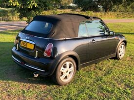 Mini Convertible 2006 Heated Seats, Low Miles, 12 MONTH MOT - SEP 2019!